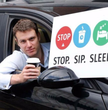 Why Driving Long Hours Ends Up Making Us Tired During The Day And The Day After